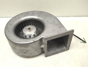New Ebm G4e160 ab15 09 1 paseh 115v Squirrel Cage Fan Blower Thermally Protected