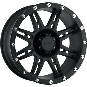 18x9 Black Pro Comp Series 31 31 5x5 0 Rims Nitto Trail Grappler 285 65 18