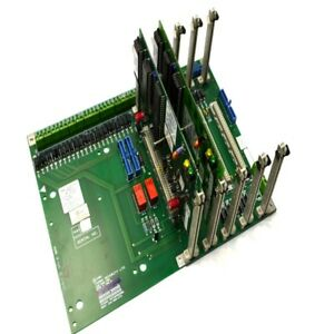 Grinnell Fire System 940562 Expansion Motherboard W Iam 800 Iib 800 Boards