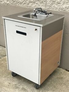 Non Working Portable Hand Wash Sink