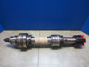 Brother Tc 321 Cnc Vertical Mill Tapping Center Spindle Cartridge Unit