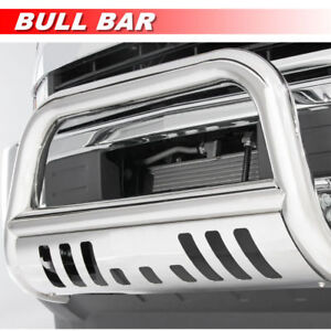 Bull Bar Front Bumper Grille Guard For 1994 2001 Dodge Ram 1500 2500 3500