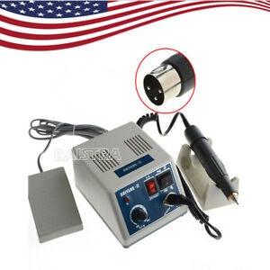 Dental Equipment Micro Motor Polisher Marathon Handpiece 35k R m Micromotor