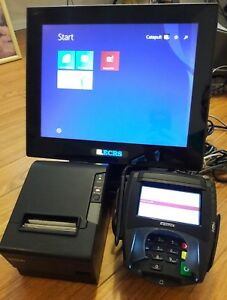Point Of Sale Ecrs Pos System Register Touch Screen Retail Epson Print