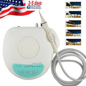 Dental Ultrasonic Scaler Perio Endo Sonic Piezo Scaling Handpiece Fit Ems usa