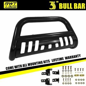 Black Bull Bar Grille Guard Front Bumper Fits 2006 2008 Dodge Ram 1500