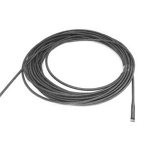 Inner Core Drain Cleaning Cable Male Coupling Replacement Plumbing 3 8in X 35 Ft