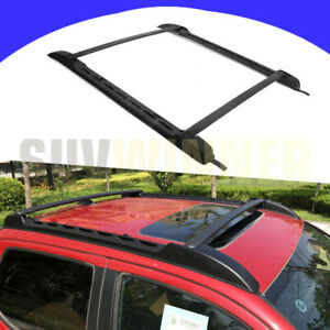 Roof Rack Rails For Toyota Tacoma 2008 2018 Double Cab Bar Luggage Baggage
