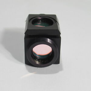 Leica D f txrd Fluorescence Microscope Filter Cube Uv blue texas Red Dmrb Dmlb