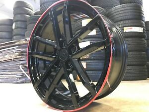 Rep Chevrolet Camaro Zl1 20 Black Front Wheel Rim Factory Stock 5547 22798741
