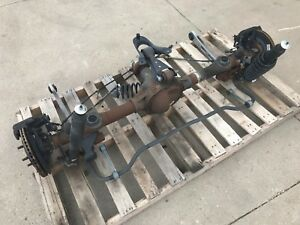 2007 2009 Ford Mustang Gt500 Rear End Differential 8 8 Axle 3 31 Gears 32k Oem