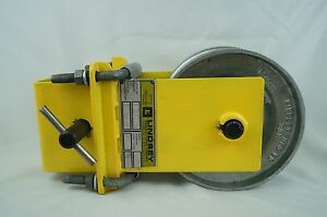 Sheave Pulley Block Wire Rope 3000 Lb Load Cap R 13447 Lindsey
