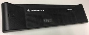 Motorola Mtr2000 Base repeater Station Front Cover