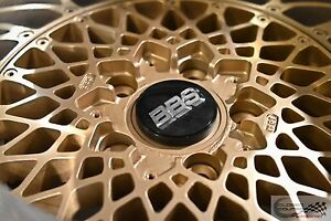 Bbs Motorsport Wheel Center Cap Flat Adapters E50 E26 Black Anodized