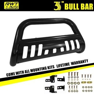 Black Bull Bar Guard Front Bumper Fit 07 13 Avaladche 1500 07 15 Chevy Tahoe