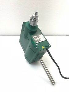 Chemglass Ika Digital Overhead Stirrer Homogenizer Model Ip42 Speed 50 2000 Rpm