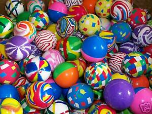 200 Giant 1 5 Super Bounce Bouncy Balls Superballs Bouncing