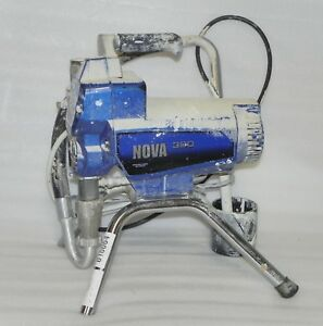 Graco Nova 390 Electric Airless Paint Sprayer Unit Only Free Shipping