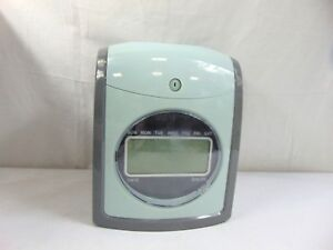 Self Employee Time Clock Card Machine Include 100 cards s 860