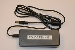 Aftermarket Charger For Rohde Schwarz Fsh3 And Fsh6 Handheld Spectrum Analyzer