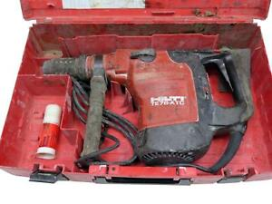 Hilti Te76 atc Rotary Hammer Drill With Case