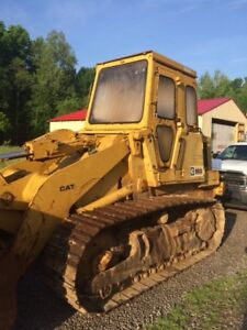 Caterpillar 953b Will Ship Dozer Track Loader Diesel Will Cat 963 943