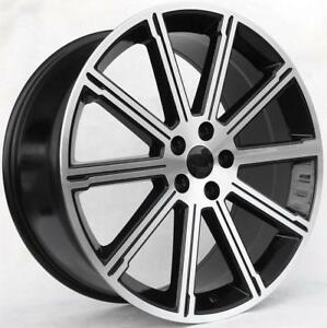 22 Wheels For Land Rover Discovery Lr3 Lr4 22x10