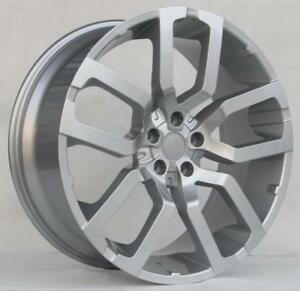 20 Wheels 521 For Land Rover Discovery Lr3 Lr4 20x9 5