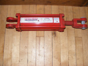 New 35tr08 Red Lion Hydraulic Lift Cylinder Tractor Implement Part