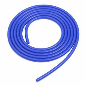8mm 5 16 Id Blue Silicone Fuel Air Vacuum Hose Line Pipe Tube By Foot Feet