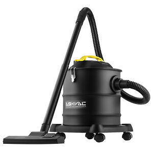 Portable Ash Vacuum Cleaner Wet dry Fireplaces Stove Bbq Dust Household Supplies