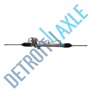 Power Steering Rack And Pinion Assembly Fits Nissan 02 06 Altima