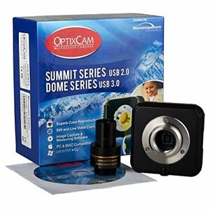 Summit Sk2 3 1x 3 1mp Digital Usb 2 0 Microscope Camera Pc mac Compatible