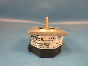 Pacific Scientific Power Max Ii Step Motor P2hnrxh lnn ns 00