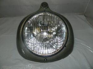 Vintage Arrow Headlight Sealed Beam Ge Made In U s a