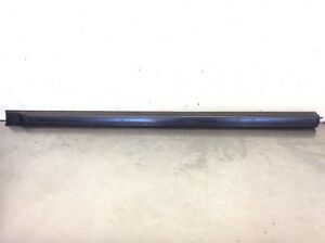 90 91 Accord 4dr Left Front Side Protector Door Panel Molding Used Oem