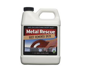 Workshop Hero Wh290497 Metal Rescue Rust Remover 1 Quart