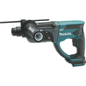 Makita Cordless Sds plus Concrete Masonry Rotary Hammer Drill tool Only
