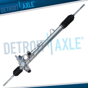 Power Steering Rack And Pinion Assembly For 1997 1998 1999 00 01 Honda Cr V