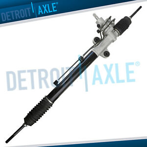 Power Steering Rack And Pinion Assembly Fits 2003 2004 2005 2008 Honda Pilot
