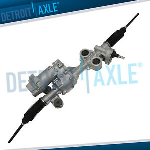 Brand New Power Electric Steering Rack And Pinion Assembly For Silverado Sierra