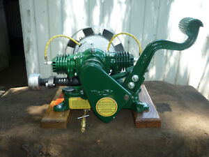 Maytag 72 d Engine With New Coil And Footed Gas Tank