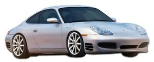 Carrera 996 Turbo Look Body Kit Incompatible Turbo Models 4 Piece Fits P
