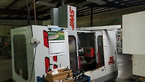 Haas Vf3 1995 With 4th Axis