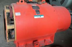 800kw Kato 6p6 1750 277 480v 60hz 1200rpm Generator End S n 10122 02
