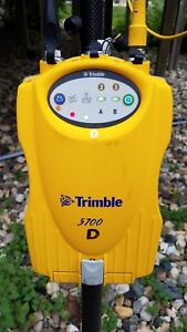 Trimble 5700 Survey Gps Reciever Trimble Pole Zephyr Antenna 450 470 Mhz