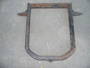 Nos Chevy Pickup Radiator Support 1947 48 49 50 51 52 53 54 47 54 Chevy Pickup