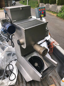 Dominioni Pasta Extruder P55 Used 6 Nice Dies Tested Ready 4 You