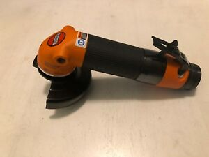 New Suntech 1 1 Hp Heavy Industrial Pneumatic Air 4 Angle Grinder 3 8 24