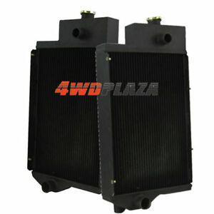 At28810 4row Radiator Fits John Deere Tractor 1520 2020 2030 2440 2630 2640 301a